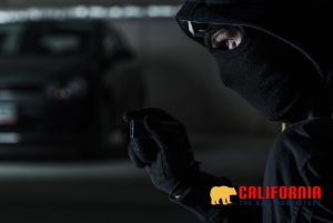 Burglary in California