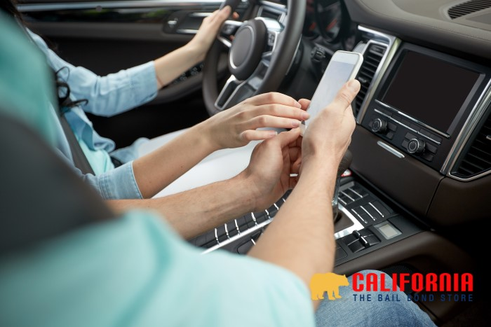 The Dangers of Distracted Driving in California