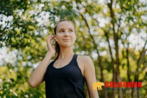 California Ear Bud Laws