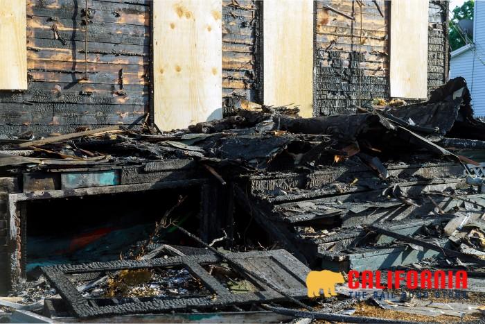 California's Arson Laws
